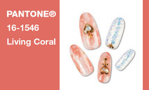 2019 trend color CORAL BRIGHTS